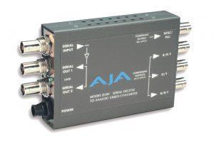AJA-D10C (SDI TO COMPOSITE & COMPONENT)