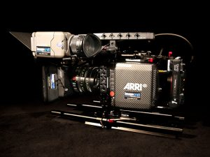 Digital Cinema Cameras - Arri Mini