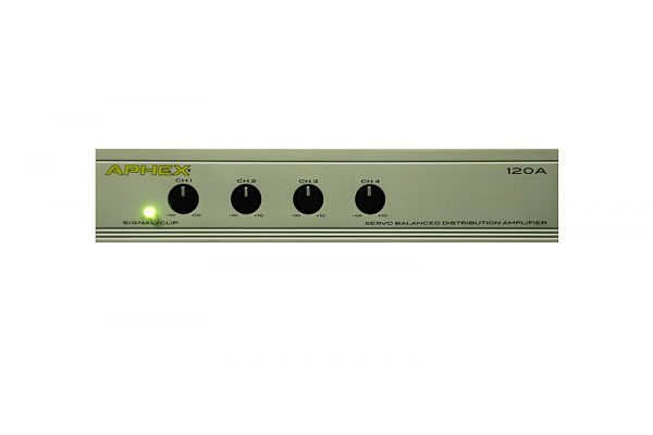 APHEX 120A AUDIO DISTRIBUTION AMPLIFIER