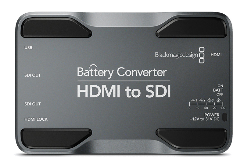BLACKMAGIC HDMI TO SDI BATTERY CONVERTER