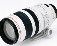 CANON EF 100-400MM F/4.5-5.6L TELEPHOTO ZOOM LENS