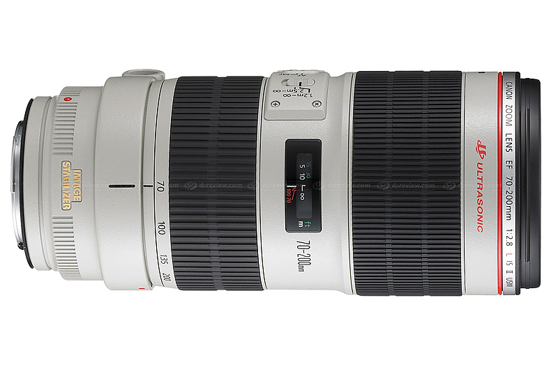 CANON EF 70-200MM F2 8 TELEPHOTO ZOOM LENS - Imagecraft