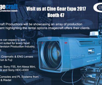 Cine Gear Video Equipment Rentals