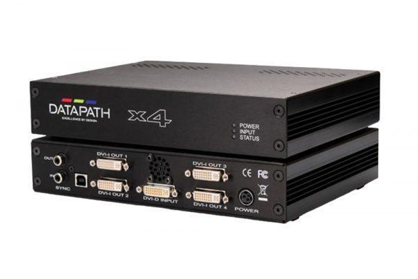 DATAPATH X4 DISPLAY WALL CONTROLLER