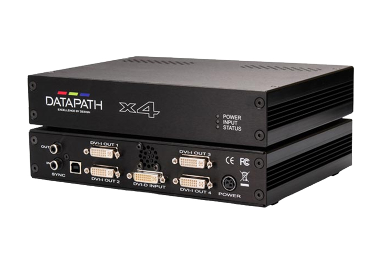 DATAPATH X4 DISPLAY WALL CONTROLLER