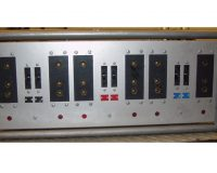 1200 AMP DISTRO BOX - THREE PHASE