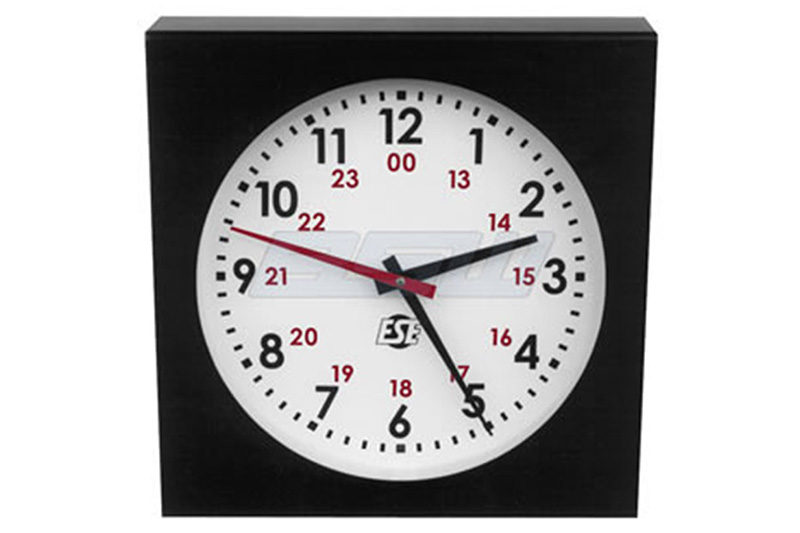 ESE LX-5112 SELF-SETTING ANALOG CLOCK
