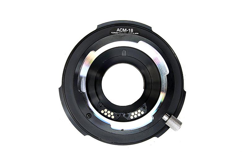 "FUJINON ACM-18 - EX3 TO 1/2"" B4 MOUNT"