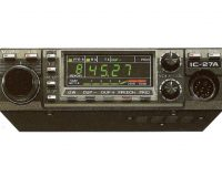 ICOM IC-25A MOBILE TRANSCEIVER