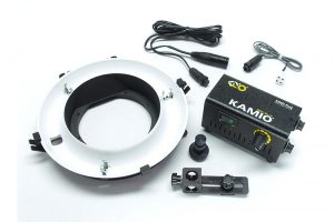 KINO FLO KAMIO 6-DIMMING-1 RINGLIGHT