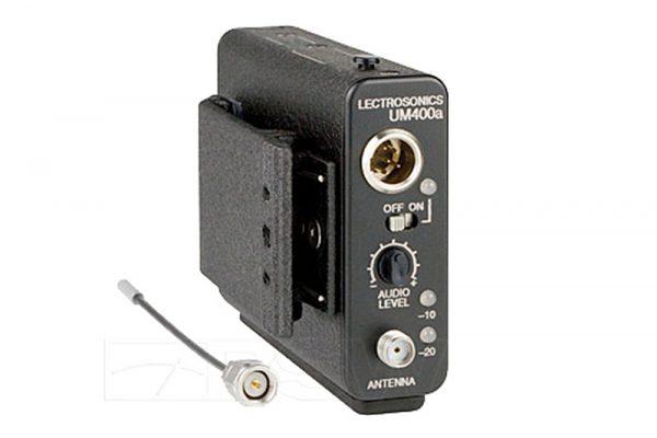 LECTROSONICS TRANSMITTER UM400A