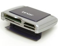 LEXAR USB 2.0 MULTI-CARD READER