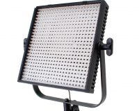 LITEPANELS 1X1 W/BATTERY KIT