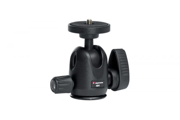 MANFROTTO 494 MINI BALL HEAD MOUNT