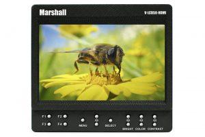 """5"""" MARSHALL V-LCD50-HDMI LCD MONITOR"""