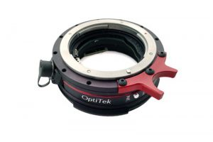 OPTITEK PROLOCK M2 ADAPTER - SONY FZ TO CANON EF
