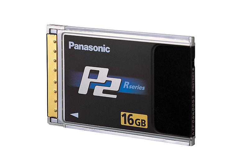 PANASONIC 16 GB P2
