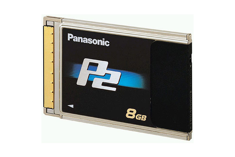 PANASONIC 8 GB P2