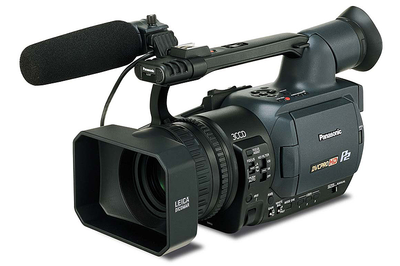 manual panasonic ag hvx200