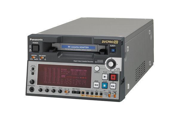 PANASONIC AJ-SD93 DVCPRO