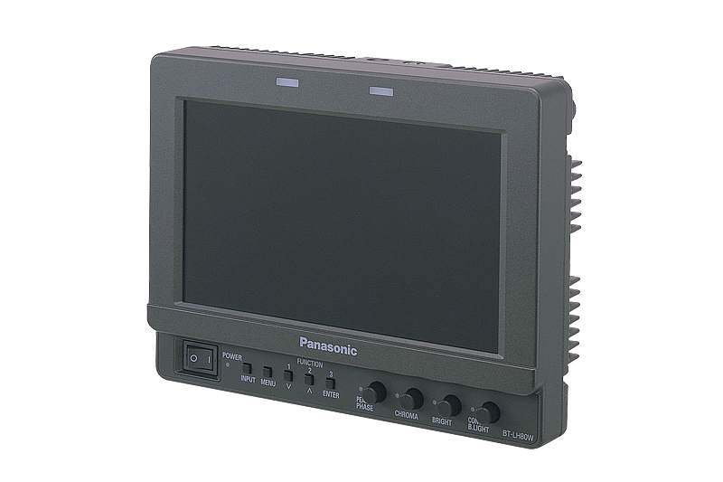 "7.9"" PANASONIC BT-LH80WU LCD MONITOR"