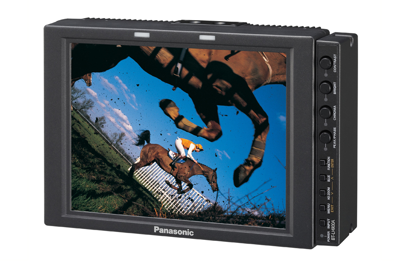 "9"" PANASONIC BT-LH900 LCD"