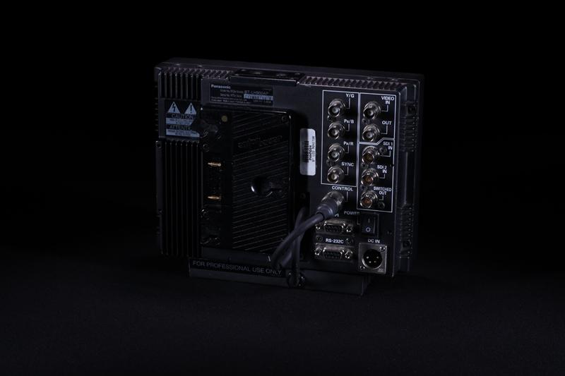 "9"" PANASONIC BT-LH900 LCD"