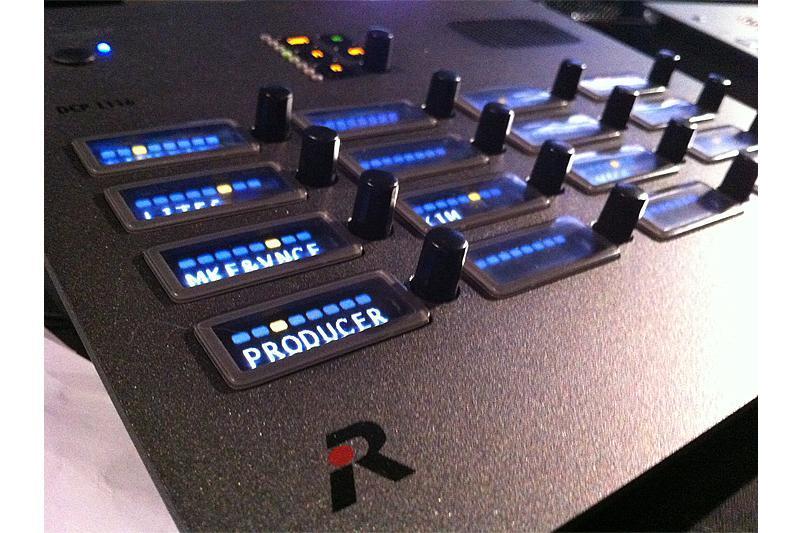 RIEDEL ARTIST DIGITAL MATRIX INTERCOM SYSTEM