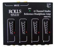 ROLLS STEREO HEADPHONE AMP