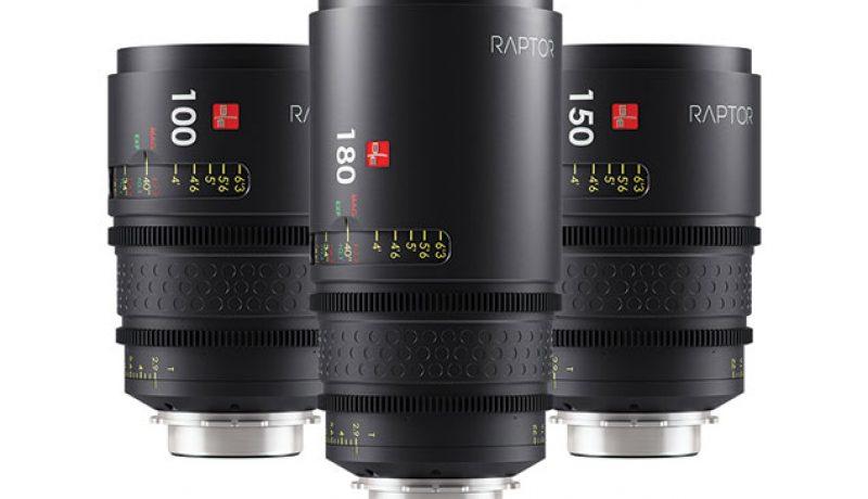 RAPTOR prime macro lenses