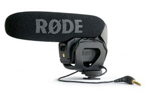 RODE VIDEO MIC PRO