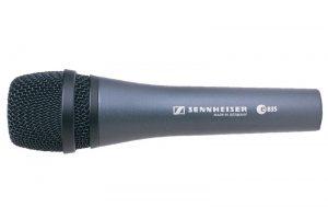 SENNHEISER E835 HANDHELD MIC