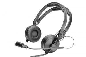 SENNHEISER HMD25-XQ HEADSET W/MIC