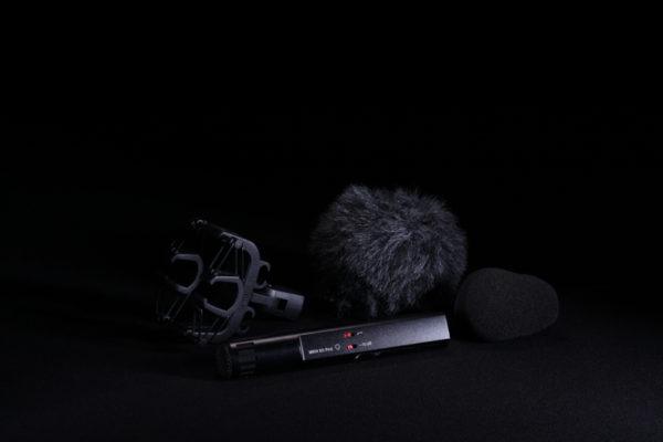 SENNHEISER MKH-50 SHOTGUN MIC