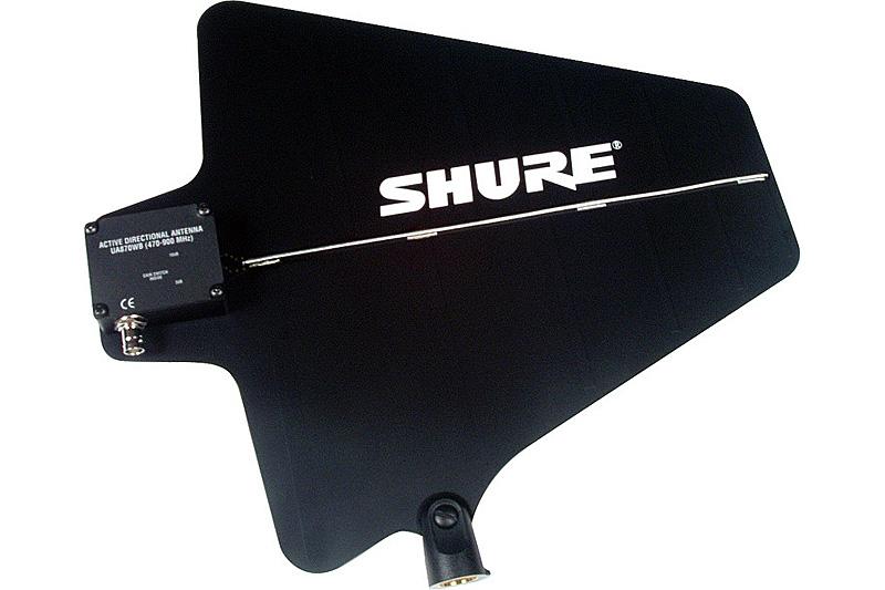 SHURE UA870WB DIRECTIONAL ANTENNA