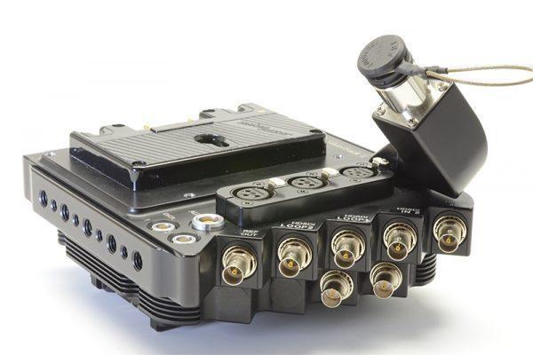 MULTIDYNE SILVERBACK-II FIBER OPTIC SYSTEM