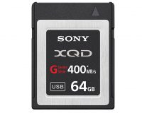 SONY 64GB XQD G SERIES MEMORY CARD