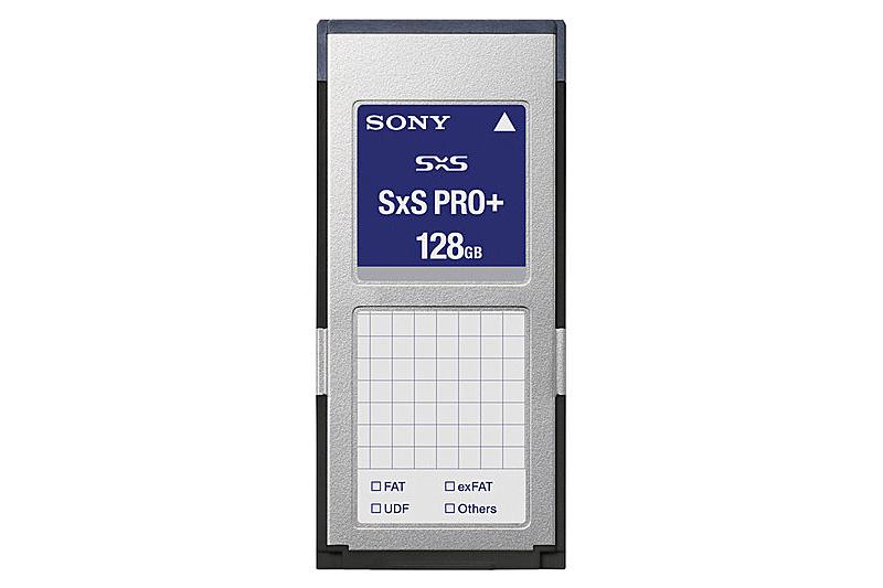 SONY 128 GB SXS PRO+