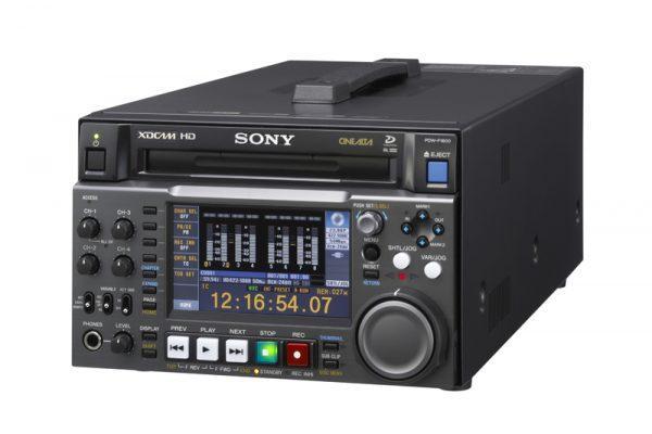 SONY PDW-F1600 XDCAM