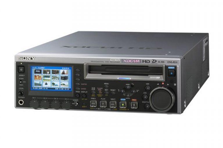 Software: PDZ-VX10 : XDCAM Viewer V230