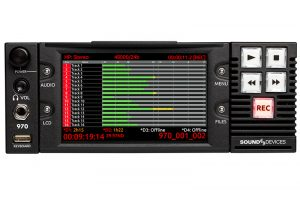 SOUND DEVICES 970 RECORDER