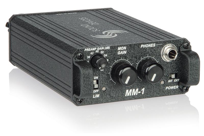 SOUND DEVICES MM-1 HEADPHONE AMP