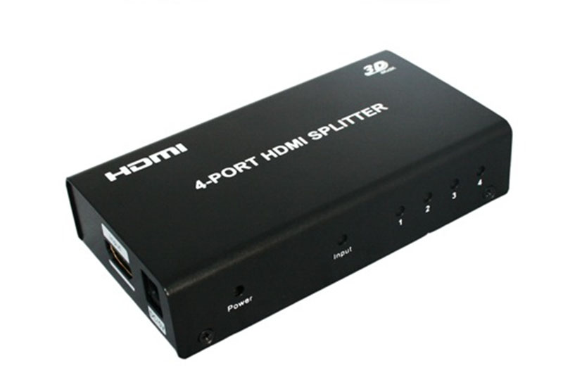 HDMI 1X4 SPLITTER