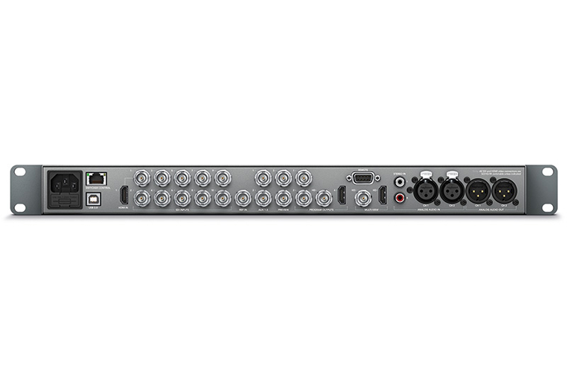 BLACKMAGIC ATEM 1 M/E 4K SWITCHER