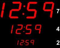 ESE 943U Timecode Remote Display