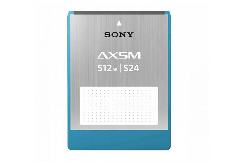 SONY 512GB AXS S24 MEMORY CARD