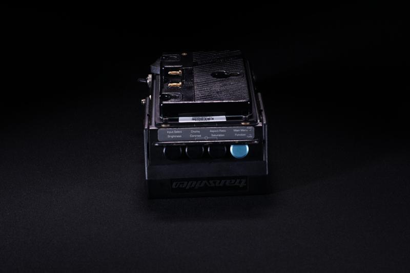 "TRANSVIDEO 6.5"" RAINBOW II WIRELESS RF MONITOR"