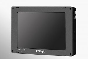 "5.6"" TV LOGIC VFM-056WP LCD MONITOR"