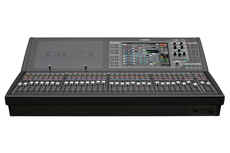 Mixer Yamaha Ql5 : yamaha ql5 mixer console imagecraft productions ~ Russianpoet.info Haus und Dekorationen