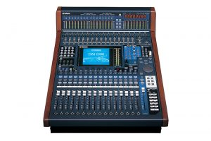 YAMAHA DM1000V2 DIGITAL MIXER